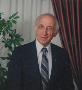 Dr. Jack Yazer (1913-2015)
